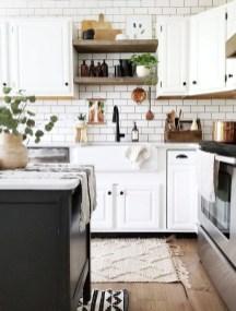 Casual Diy Farmhouse Kitchen Decor Ideas To Apply Asap 32