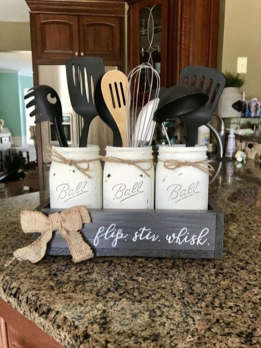 Casual Diy Farmhouse Kitchen Decor Ideas To Apply Asap 39