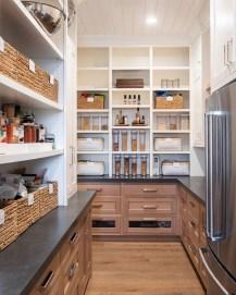 Catchy Kitchen Pantry Design Ideas29