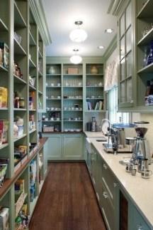 Catchy Kitchen Pantry Design Ideas40