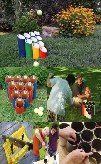 Comfy Diy Backyard Games And Activities Ideas13