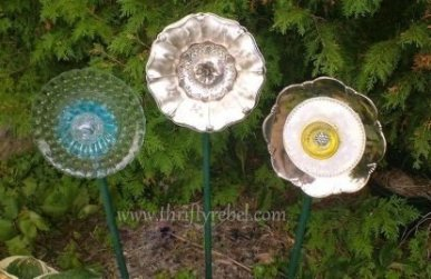 Cozy Diy Art Flowers Ideas For Garden On A Budget05