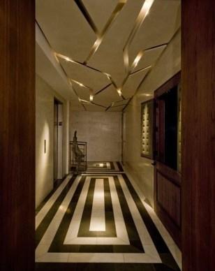 Cozy Interior Design Ideas With Lighting Combinations18