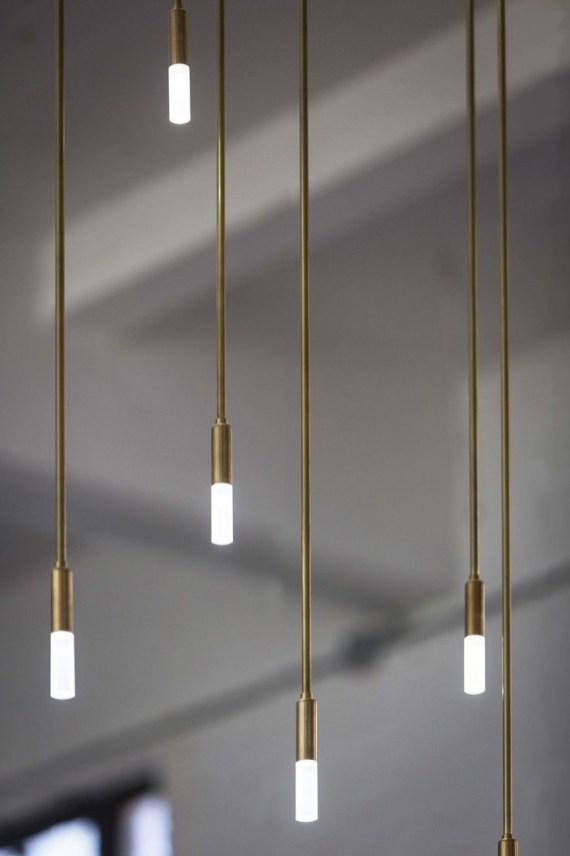 Cozy Interior Design Ideas With Lighting Combinations43