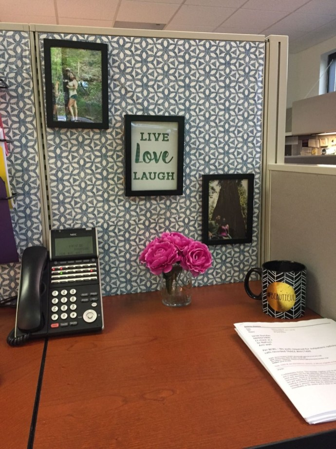 Creative Diy Cubicle Decor Ideas For Working Space 01