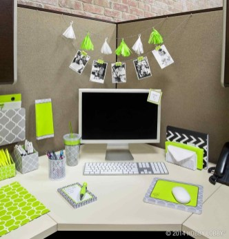 Creative Diy Cubicle Decor Ideas For Working Space 07