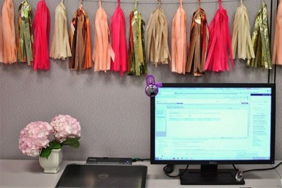Creative Diy Cubicle Decor Ideas For Working Space 10