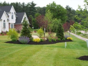 Cute Front Yard Landscape Ideas For 201939