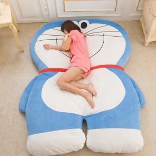 Impressive Kids Bedroom Ideas With Doraemon Themes07