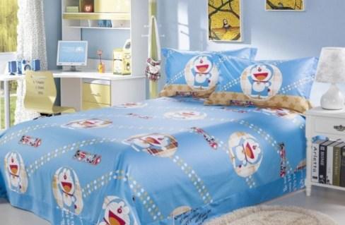 Impressive Kids Bedroom Ideas With Doraemon Themes08