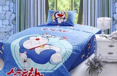 Impressive Kids Bedroom Ideas With Doraemon Themes14