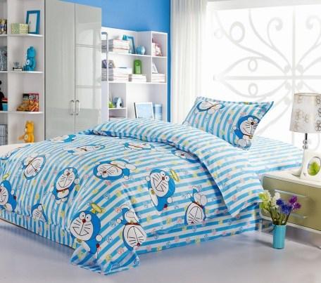 Impressive Kids Bedroom Ideas With Doraemon Themes18