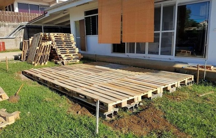Inexpensive Diy Wooden Pallet Ideas For Inspiration 55