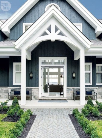 Inspiring Exterior Decoration Ideas That Can You Copy Right Now16
