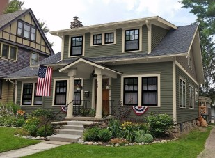Inspiring Exterior Decoration Ideas That Can You Copy Right Now18