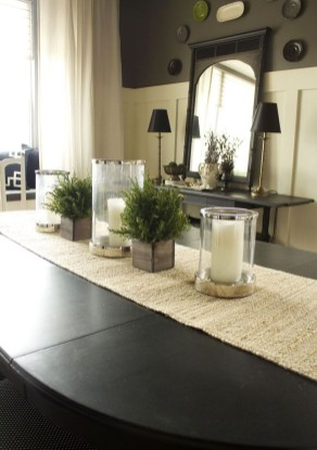Interesting Dinning Table Design Ideas For Small Room12