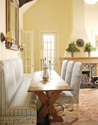 Interesting Dinning Table Design Ideas For Small Room33