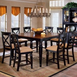 Interesting Dinning Table Design Ideas For Small Room38