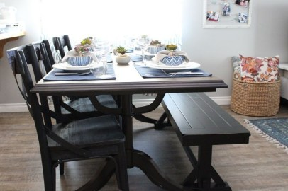 Interesting Dinning Table Design Ideas For Small Room42
