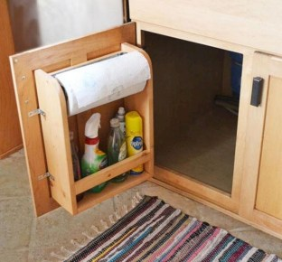 Lovely Rv Cabinet Makeover Ideas08