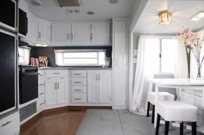 Lovely Rv Cabinet Makeover Ideas22