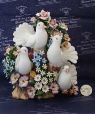 Lovely Window Design Ideas With Vase Flower Ornament23