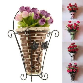 Lovely Window Design Ideas With Vase Flower Ornament28