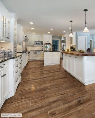 Magnificient Kitchen Floor Ideas For Your Home37