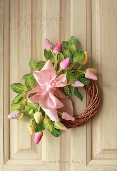 Pretty Hang Wreath Ideas In Door For Summer Time 18
