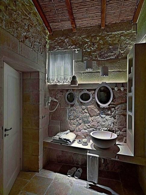 Relaxing Bathroom Design Ideas With Go Green Concept19