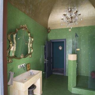 Relaxing Bathroom Design Ideas With Go Green Concept25