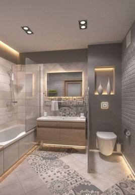 Relaxing Bathroom Design Ideas With Go Green Concept32