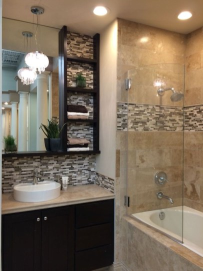 Smart Remodel Bathroom Ideas With Low Budget For Home 47