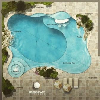 Stylish Swimming Pool Design Ideas16