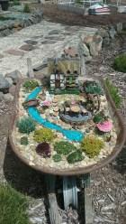 Stytlish Miniature Fairy Garden Ideas32