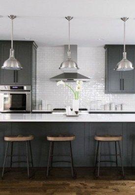 Unique Kitchen Design Ideas For Apartment33