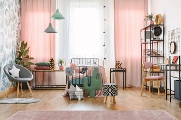 Unodinary Small Apartment Decor Ideas For Girls 02