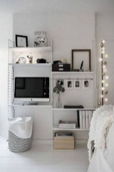 Unodinary Small Apartment Decor Ideas For Girls 09
