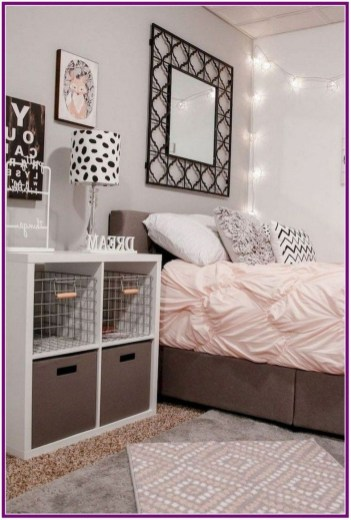 Unodinary Small Apartment Decor Ideas For Girls 13