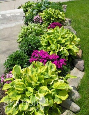Amazing Front Yard Landscaping Ideas With Low Maintenance To Try15