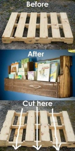 Astonishing Diy Pallet Projects Ideas To Try Right Now18