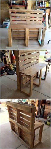 Astonishing Diy Pallet Projects Ideas To Try Right Now27
