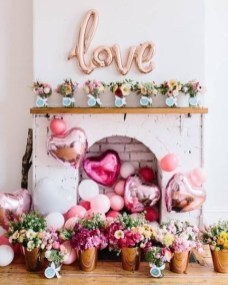 Beautiful Home Interior Design Ideas With The Concept Of Valentines Day01