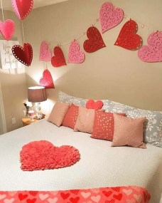 Beautiful Home Interior Design Ideas With The Concept Of Valentines Day02