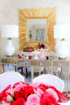 Beautiful Home Interior Design Ideas With The Concept Of Valentines Day31