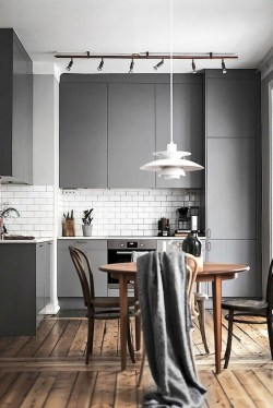 Catchy Apartment Kitchen Design Ideas You Need To Know25