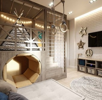 Charming Bedroom Designs Ideas That Will Inspire Your Kids06