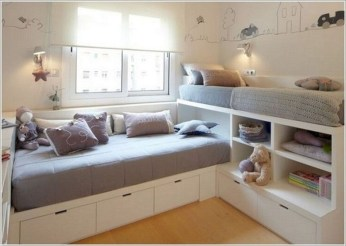 Charming Bedroom Designs Ideas That Will Inspire Your Kids14
