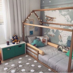 Charming Bedroom Designs Ideas That Will Inspire Your Kids21
