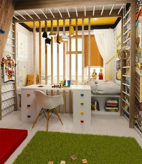 Charming Bedroom Designs Ideas That Will Inspire Your Kids36